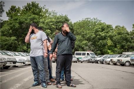 دستگیری صحنه گردان تصادفات صوری در قم