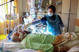 گزارش تصویری/ پرستاران در قم