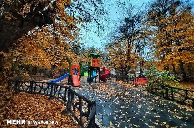 خرید و نصب ۹ مجموعه بازی کودکان در بوستانهای قم
