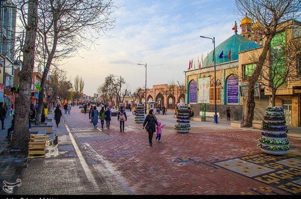 پروژه پیاده راه انقلاب قم در ۶ ماه به بهرهداری میرسد