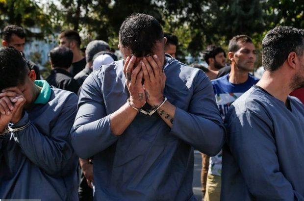 دستگیری بیش از ۷۰ نفر اراذل و اوباش در قم