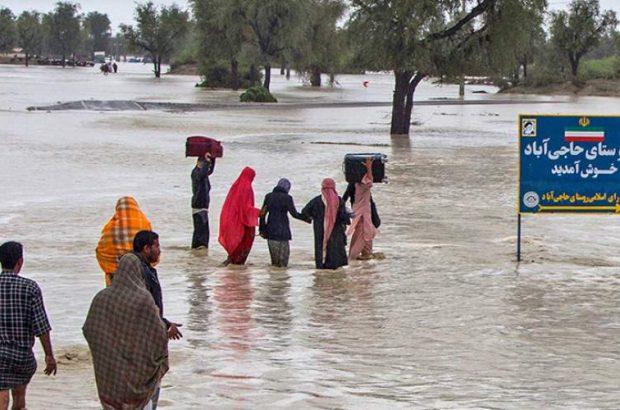 ارسال 130 میلیون تومان کمک مردم خراسان شمالی به مناطق سیل زده سیستان  و بلوچستان