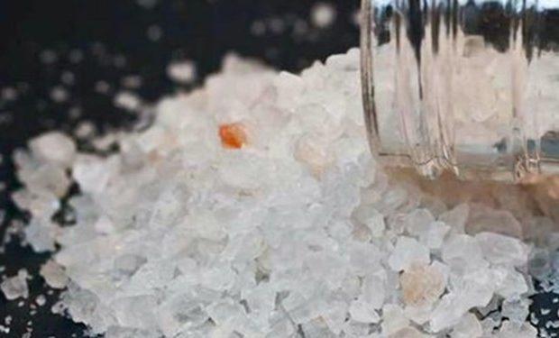 کشف ۴ کیلوگرم مواد افیونی شیشه در قم