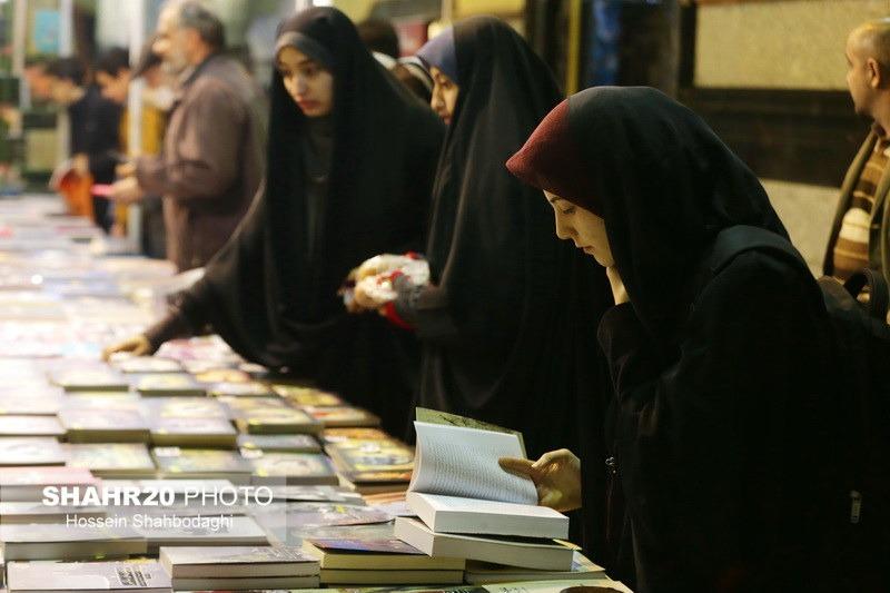 تصاویر/ چهاردهمین نمایشگاه کتاب استان قم