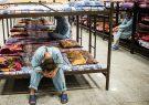 پذیرش و درمان هزار معتاد در کمپ اجباری قمرود