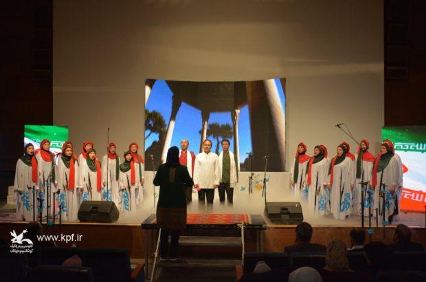 برگزیدگان مرحله استانی مهرواره «سرود آفرینش» کانون قم معرفی شدند