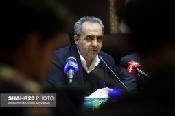 تصاویر/ نشست خبری استاندار قم به مناسبت دهه فجر