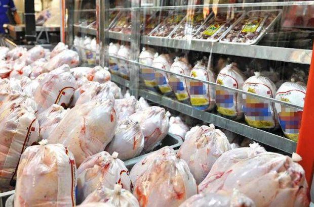 مرغ گرم با قیمت ۲۰هزار و چهارصد تومان در قم عرضه میشود