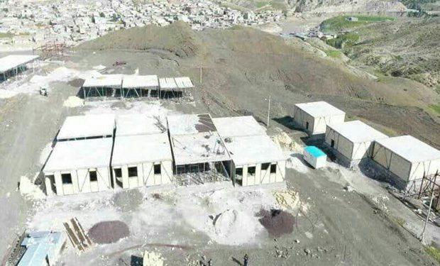 بهرهبرداری از ۷۰ واحد مسکونی روستاهای سیلزده معمولان در آینده نزدیک