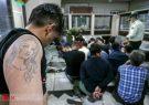 دستگیری اراذل و اوباش سابقهدار در قم+تصاویر