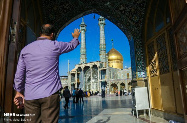 بازگشایی ۲۴ ساعته صحنهای حرم حضرت معصومه(س) و مسجد جمکران