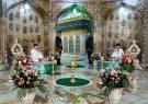 برگزاری آیین ترتیلخوانی نوجوانان در حرم حضرت معصومه(س)+تصاویر