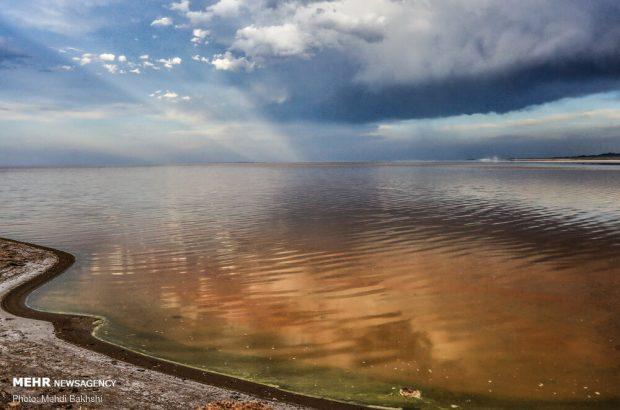 تصاویر جذاب و خیرهکننده از احیای دریاچه حوض سلطان/ اینجا قم است!