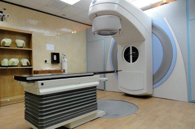 بیمارستان شهید بهشتی قم به دستگاه پیشرفته رادیوتراپی مجهز شد