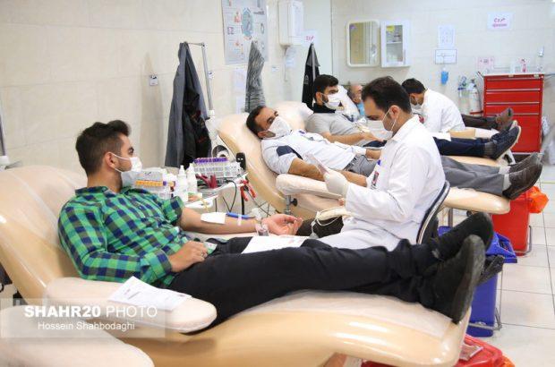 مرکز انتقال خون قم میزبان اهداکنندگان در ماه رمضان است