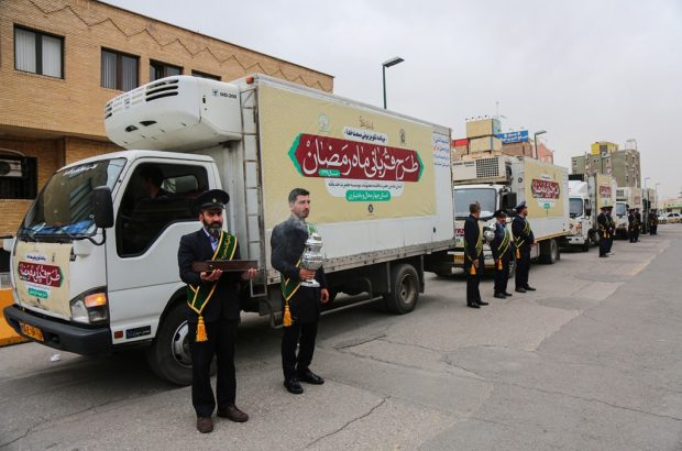 توزیع گوشت قربانی میان ۶ هزار خانواده نیازمند در ۵ استان