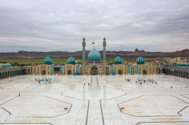 ۱۰۶۸ سال از تأسیس مسجد جمکران گذشت +تصاویر