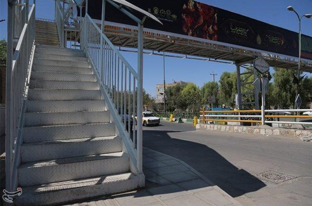 ساخت پلهای غیرمکانیزه از دستورکار شهرداری خارج شد/ آسانسور بر روی پل عابر پیاده نصب میشود