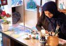 کارگاه آموزش هنر مینانگاری در قم برگزار میشود