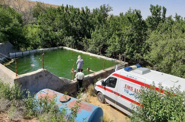 نوجوان ۱۳ ساله قمی در استخر غرق شد