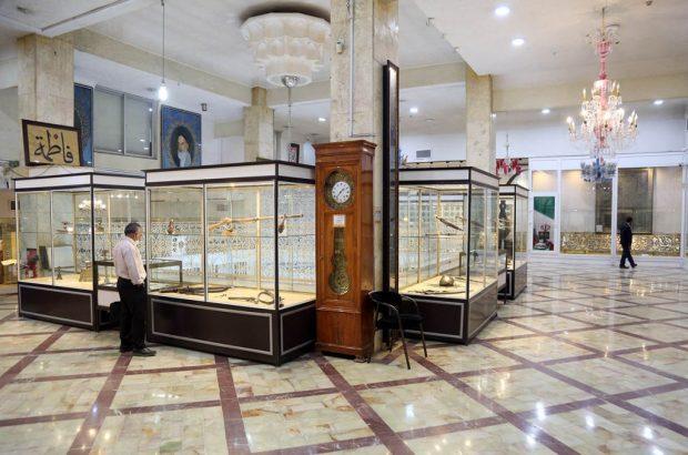 بلیت موزه حرم حضرت معصومه(س) نیمبها شد