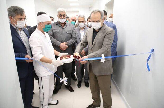 افتتاح نخستین خط تولید تخصصی قرصهای جوشان کشور در قم