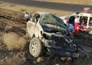 مرگ دو تَن در حادثه رانندگی محور سلفچگان قم
