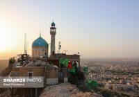 نگاهی به کوه خضر نبی