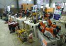 رونمایی از تجهیزات جدید سازمان آتشنشانی قم +تصاویر