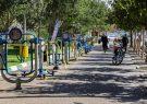 توسعه و نگهداری فضای سبز شهرداری منطقه شش قم