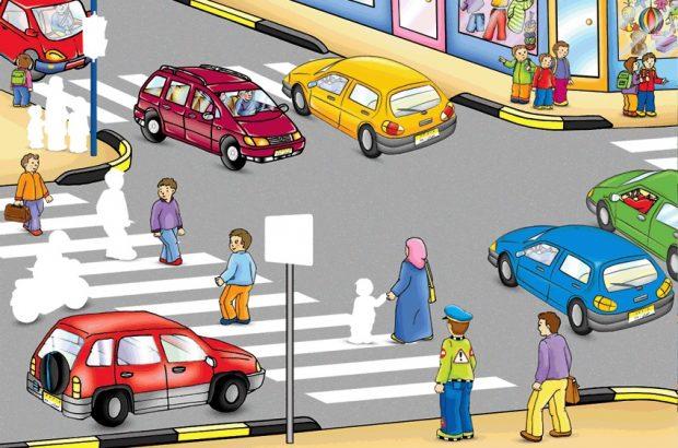 امکان ارائه آموزشهای ترافیکی در شبکه شاد