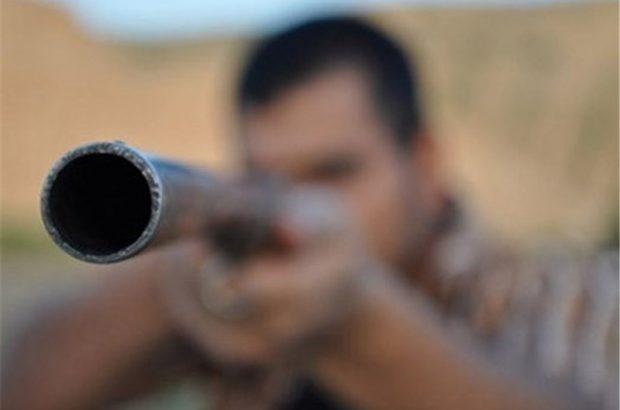 درگیری خانوادگی با اسلحه شکاری