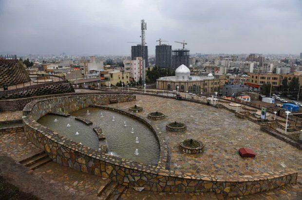 اعتبار ۲۲ میلیارد تومانی احداث بوستان شهید زینالدین
