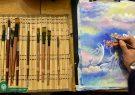 کارگاه تصویرسازی «جان جهان» در قم برگزار شد