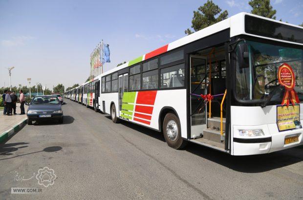 دریافت ۶۲ میلیارد تومان تسهیلات نوسازی اتوبوس شهری