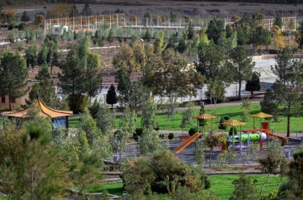 پیشرفت فیزیکی ۷۰ درصدی تکمیل بوستان علوی