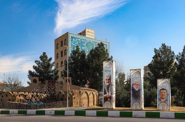 قم در آستانه سالگرد شهادت سردار سلیمانی +تصاویر