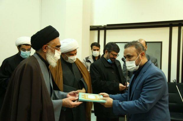 فعالان قرآنی  قم تجلیل شدند +تصاویر