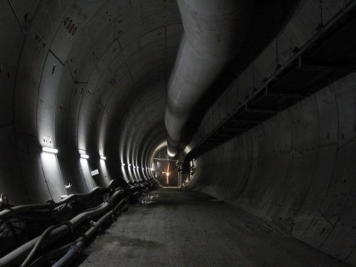 احداث سازه بتنی ایستگاههای اصلی مترو در مراحل نهایی