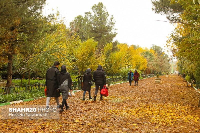 تصاویر/ یک روز پاییزی در قم