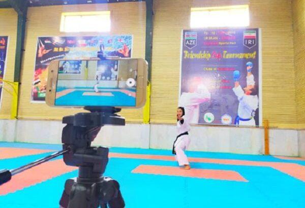 کسب ۱۶ مدال توسط بانوان کاراته کار قمی