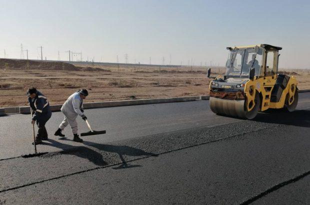 پیشرفت ۹۰درصدی پروژه احداث ادامه بلوار امامت پردیسان