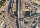 نگاهی به تقاطع غیرهمسطح حضرت ولیعصر(عج) +تصاویر