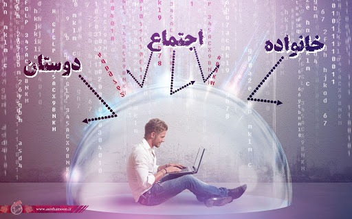 شبکههای اجتماعی، فروپاشی بنیان خانوادهها و راهکارهای مقابله با آن