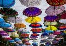 «کوچه چتری» به بوستان بنیادی بازگشت +تصاویر