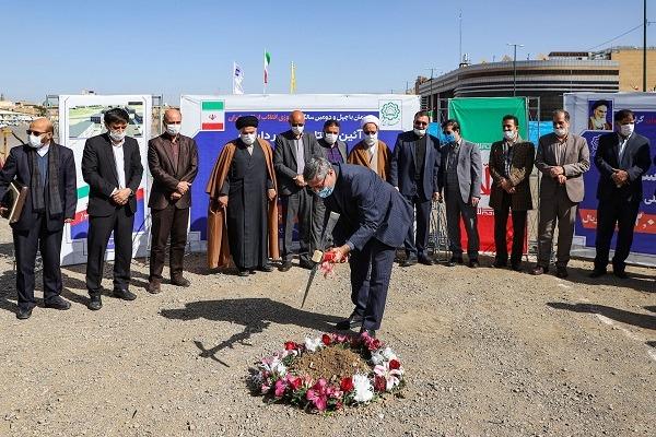 آغاز عملیات عمرانی فاز ۵ عمار یاسر/ تحقق آرزوی ۴۰ ساله شهروندان قمی