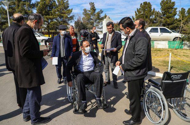 مناسبسازی ۸ بوستان شهر قم برای معلولان