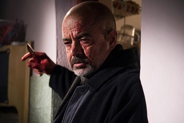 «خون شد» به روی پرده سینما «ونوس» رفت