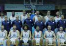 شیمیدر قم در جمع ۸ تیم برتر بسکتبال ایران