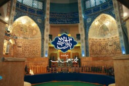 نماهنگ «مژده باران» با صدای محمد معتمدی